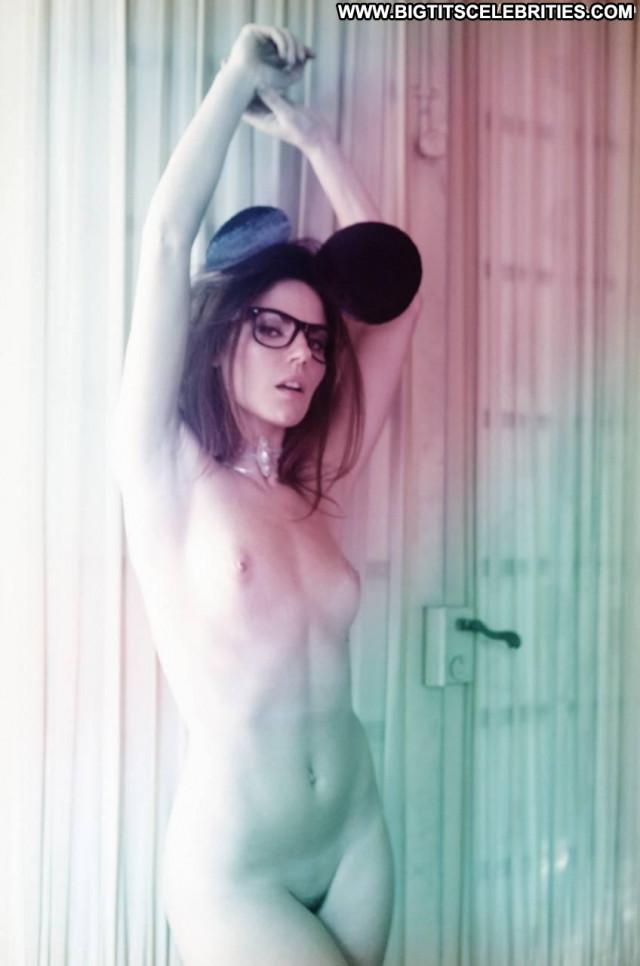 Elisabet Garcia Ever Magazine Trimmed Pussy Babe Celebrity Bar Posing