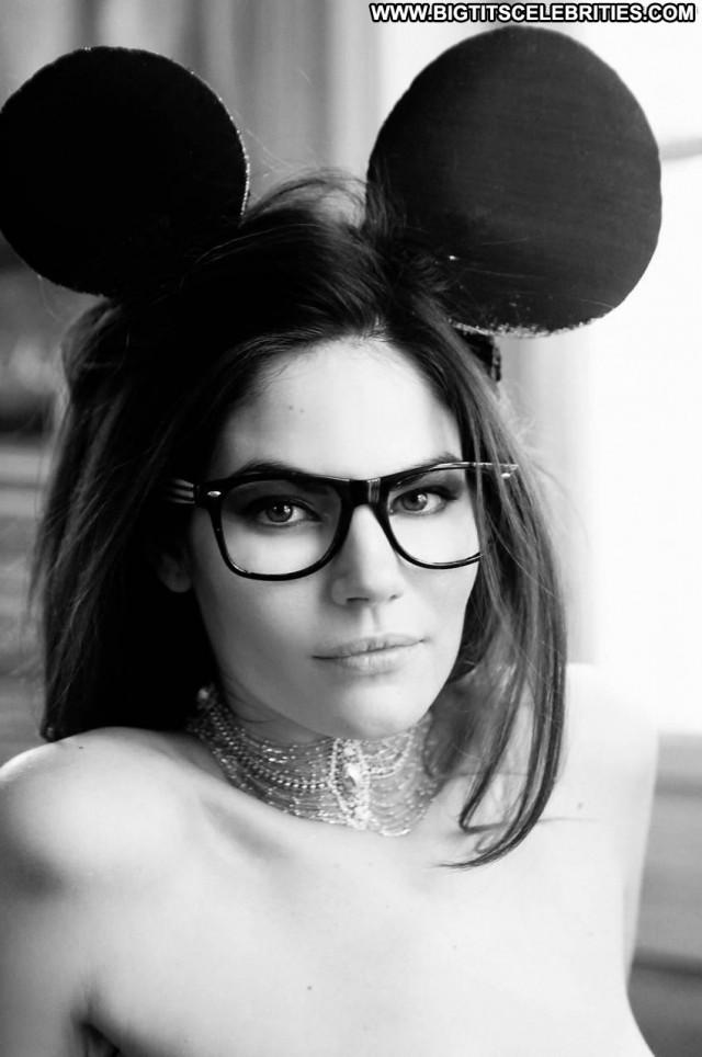 Elisabet Garcia Ever Magazine Photo Shoot Babe Model Paris Big Tits
