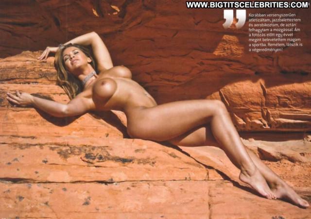 Hornyak Hajnalka The Desert  Beautiful Babe Hot Desert Horny