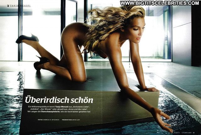 Tanja Wenzel No Source Posing Hot Celebrity Beautiful Actress Hot Babe
