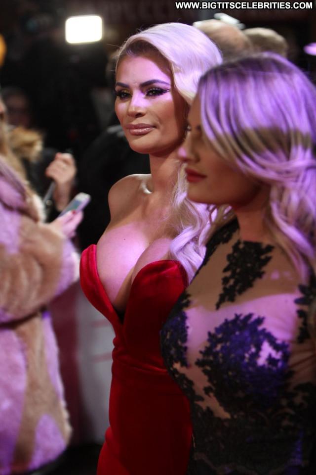 Chloe Sims No Source London Model Babe Big Tits Cleavage Beautiful