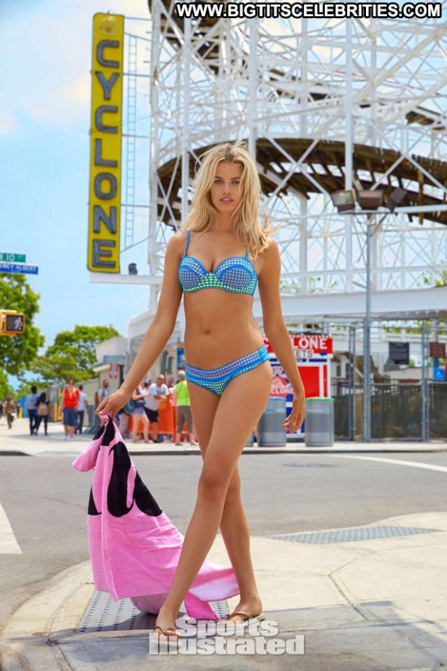 Hailey Clauson No Source Celebrity Beautiful Posing Hot Summer Babe