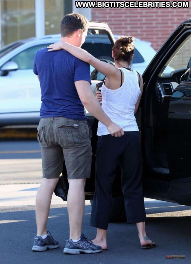Lea Michele Los Angeles Angel Beautiful Paparazzi Posing Hot Babe