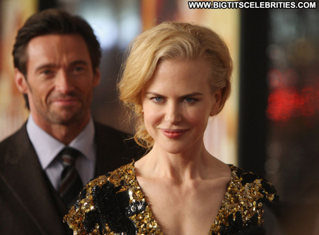 Nicole Kidman New York New York Babe Paparazzi Posing Hot Beautiful