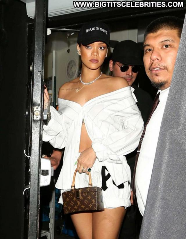 Rihanna West Hollywood Hollywood Nice Babe Beautiful Paparazzi
