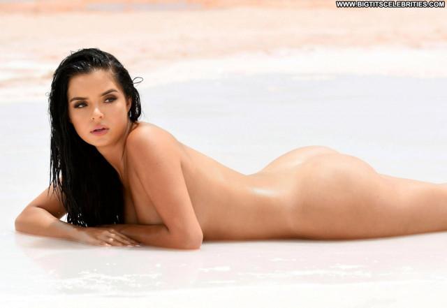Demi Rose Mawby No Source Busty Toples Bikini Model Uk Sex Magazine