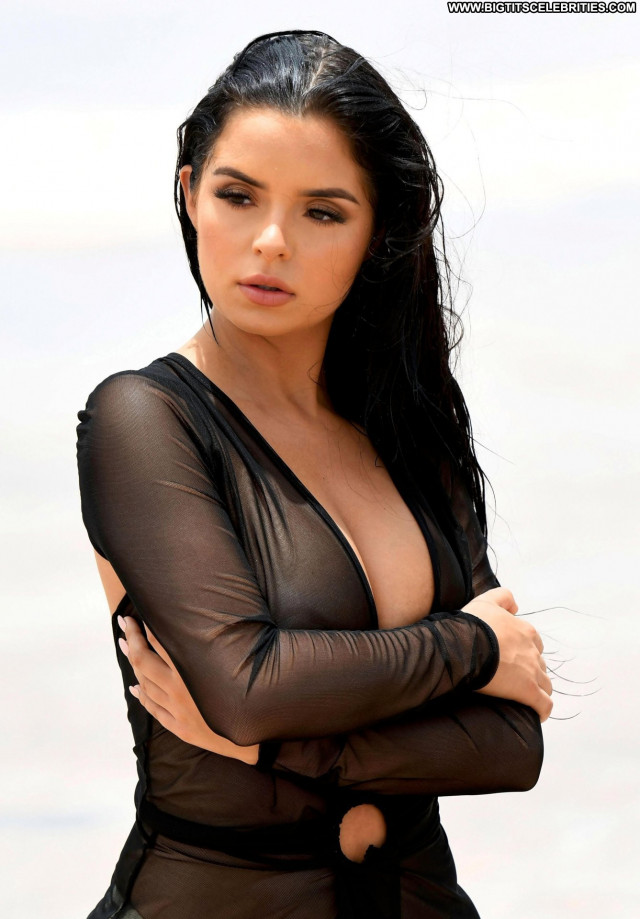 Demi Rose Mawby No Source Cape Verde Ibiza See Through Big Tits Hot