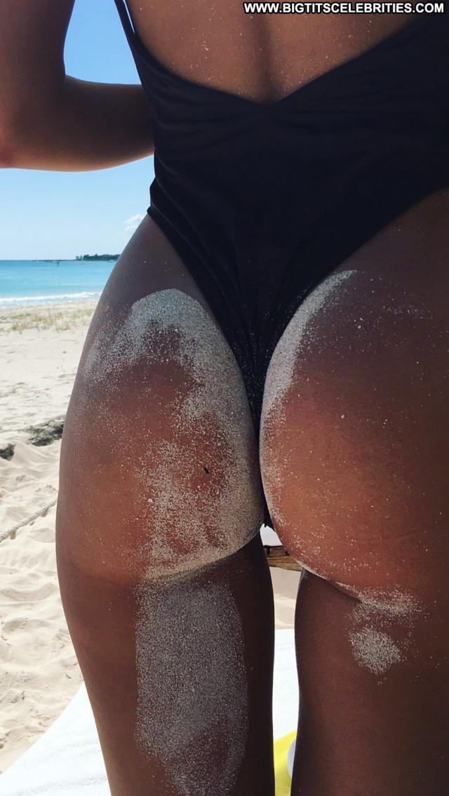 Maria Sharapova No Source Bikini Beautiful Ass Lingerie Babe Thong