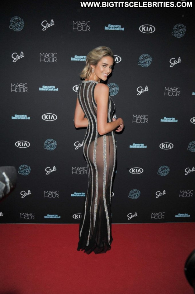 Anne De Paula Sports Illustrated Swimsuit Party Bra Sex Sexy Posing