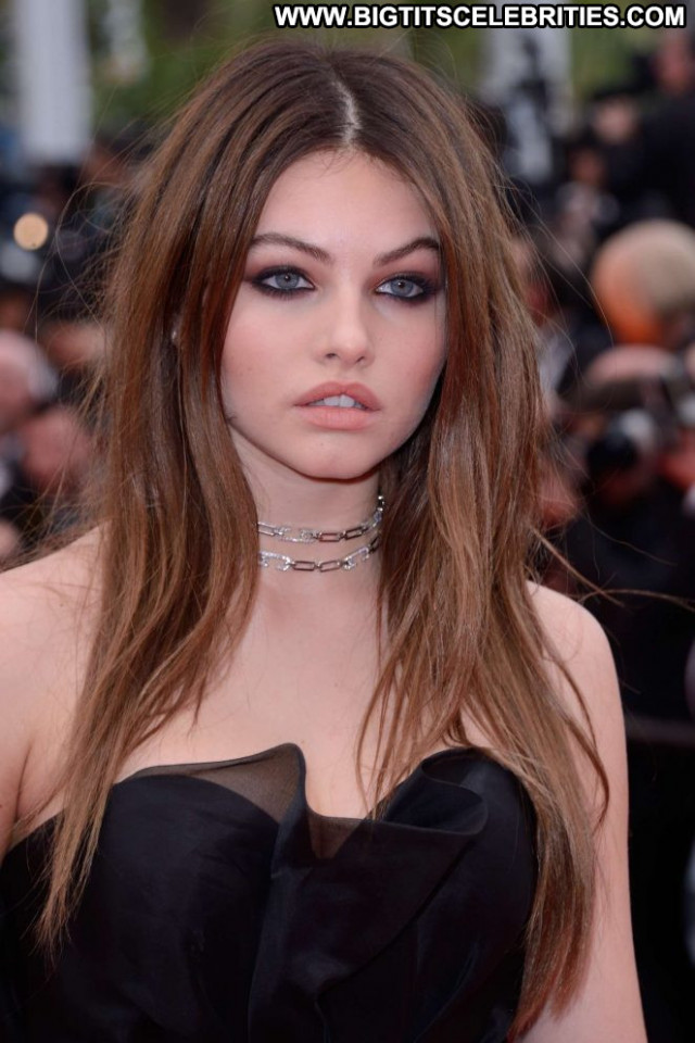 Thylane Blondeau Cannes Film Festival Paparazzi Celebrity Babe