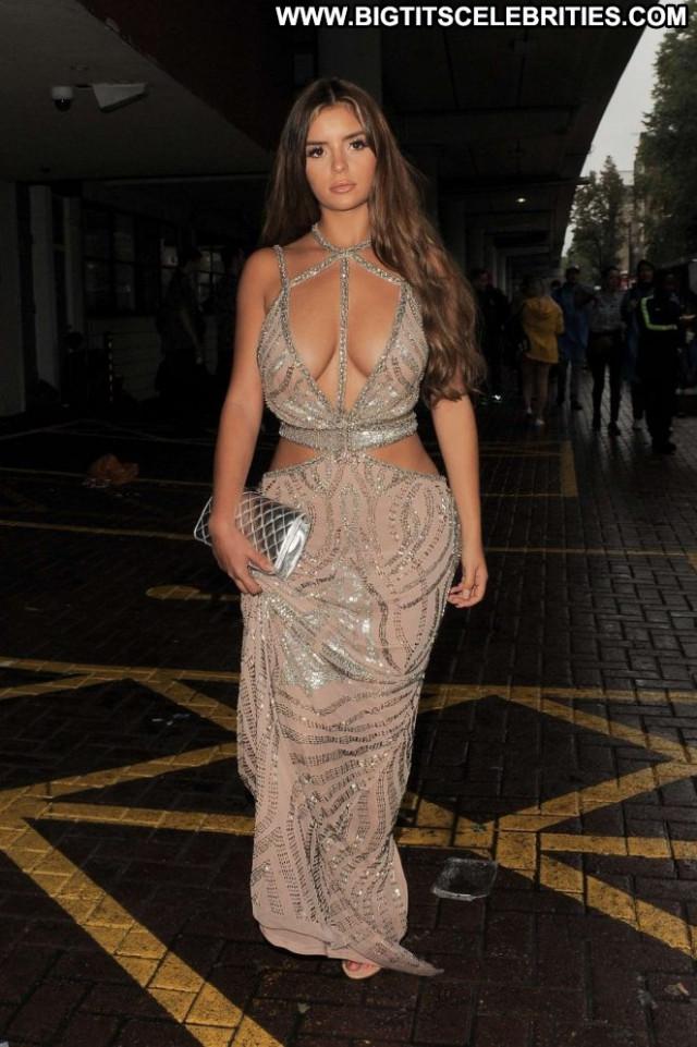 Rose No Source  Paparazzi Party Celebrity Bra London Beautiful Babe