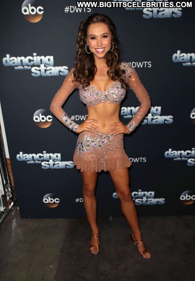 Alexis Ren Dancing With The Stars Celebrity Paparazzi Beautiful Angel