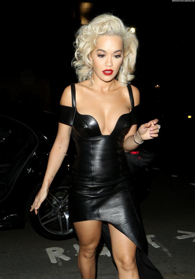Vanessa Morgan Aly Michalka Bar Halloween Celebrity Singer London
