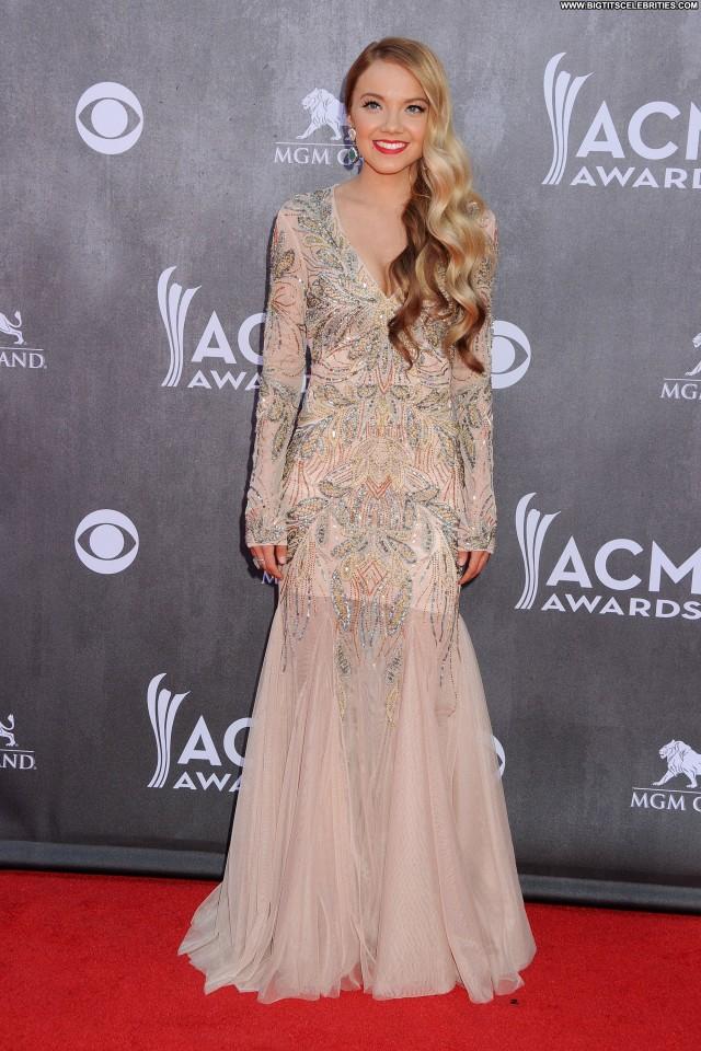 Danielle Bradbery Las Vegas Posing Hot Celebrity Babe Awards Beautiful