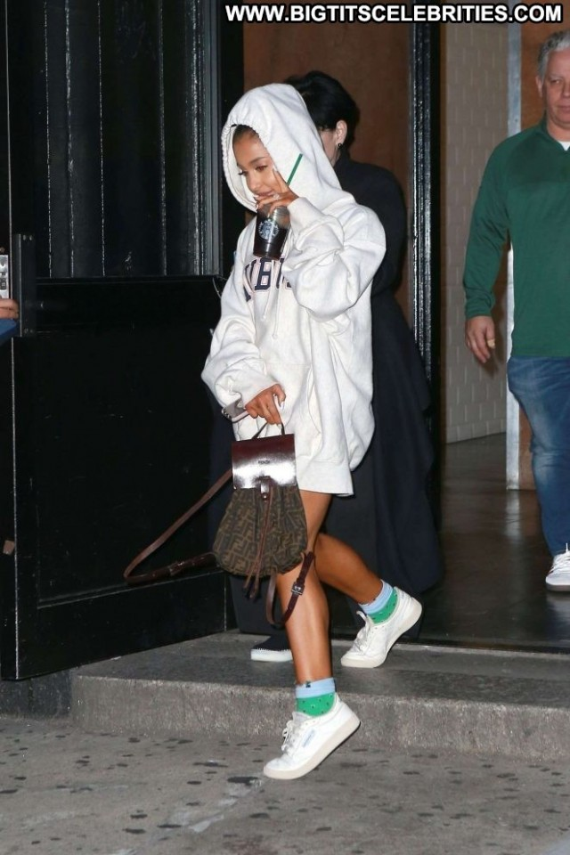 Ariana Grande No Source Beautiful Paparazzi Posing Hot Celebrity Babe