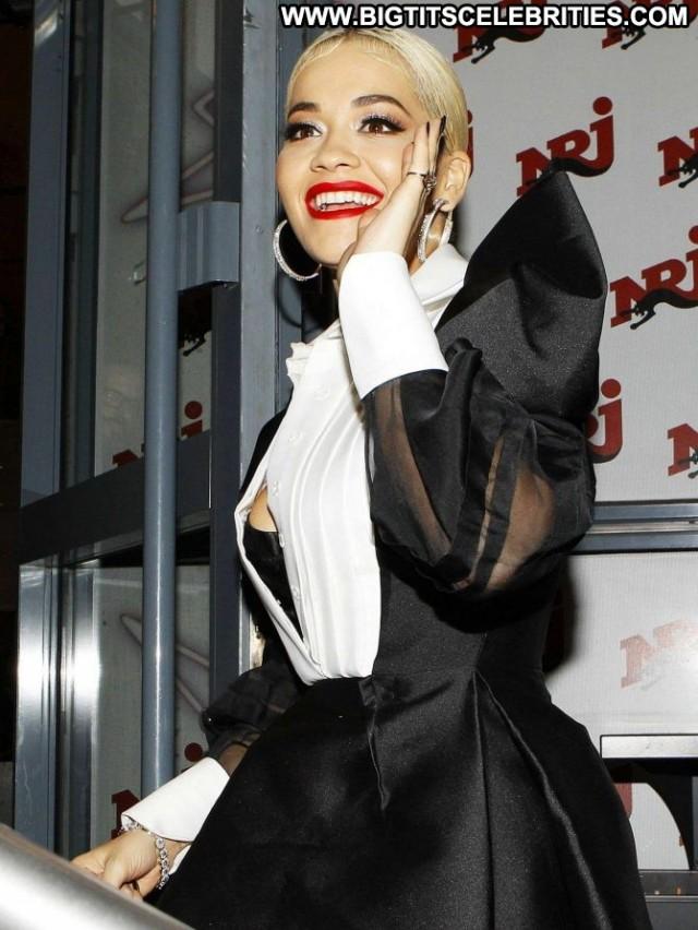 Rita Ora No Source Celebrity Babe Paris Paparazzi Posing Hot Beautiful