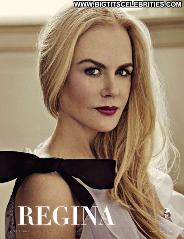 Nicole Kidman Vanity Fair Italy Babe Beautiful Italy Magazine Posing