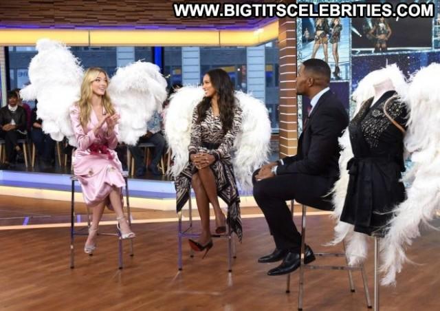 Martha Hunt Good Morning America Beautiful Celebrity Paparazzi Babe