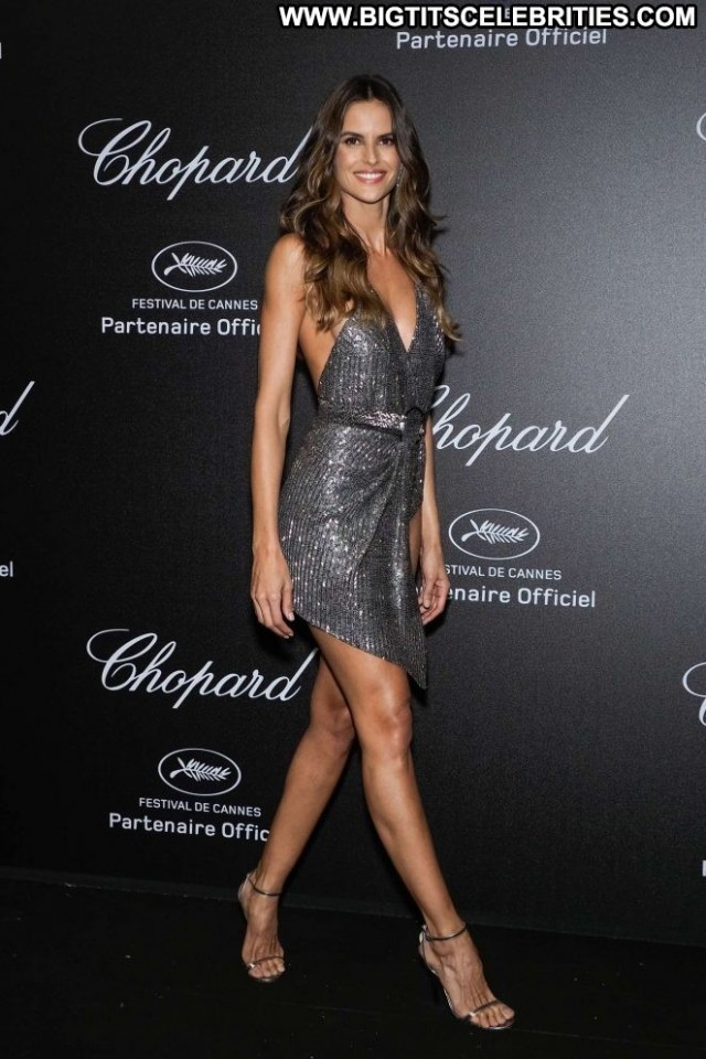 Izabel Goulart Cannes Film Festival Party Beautiful Posing Hot Babe