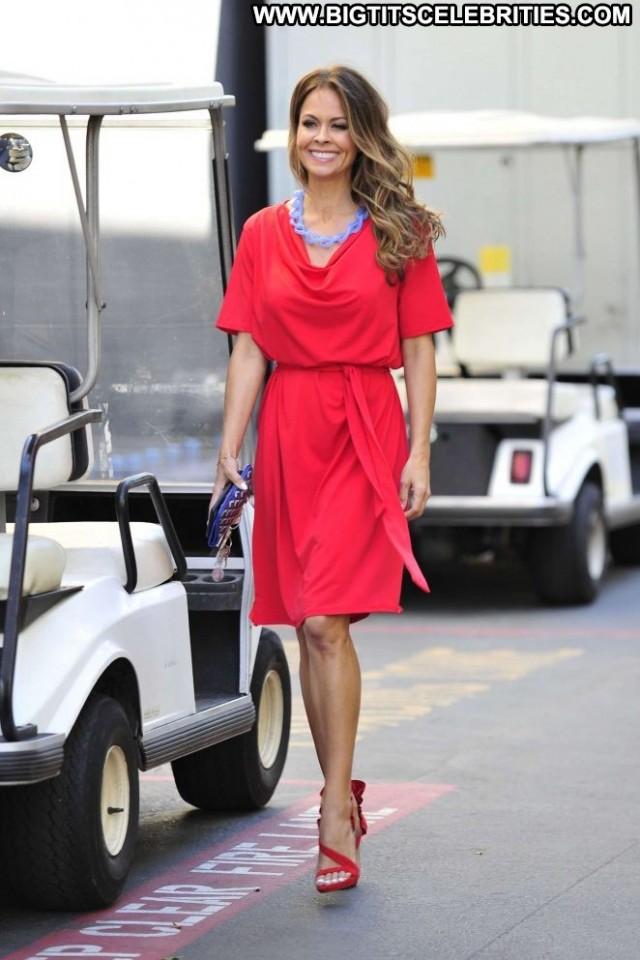 Brooke Burke No Source Posing Hot Babe Celebrity Beautiful Paparazzi