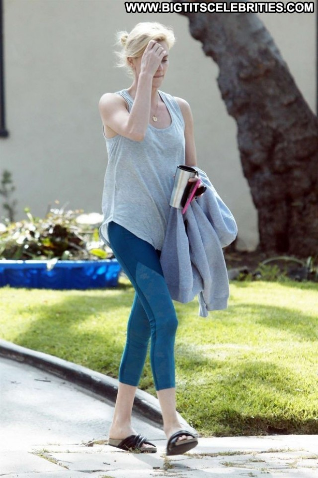 Charlize Thero Los Angeles Celebrity Beautiful Los Angeles Paparazzi