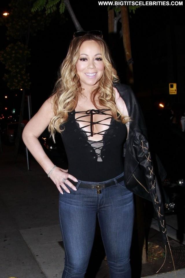 Mariah Carey West Hollywood Car West Hollywood Milf Beautiful Tv