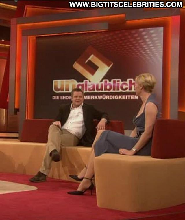 Sonja Zietlow Tv Show Posing Hot Beautiful Tv Show Babe Celebrity