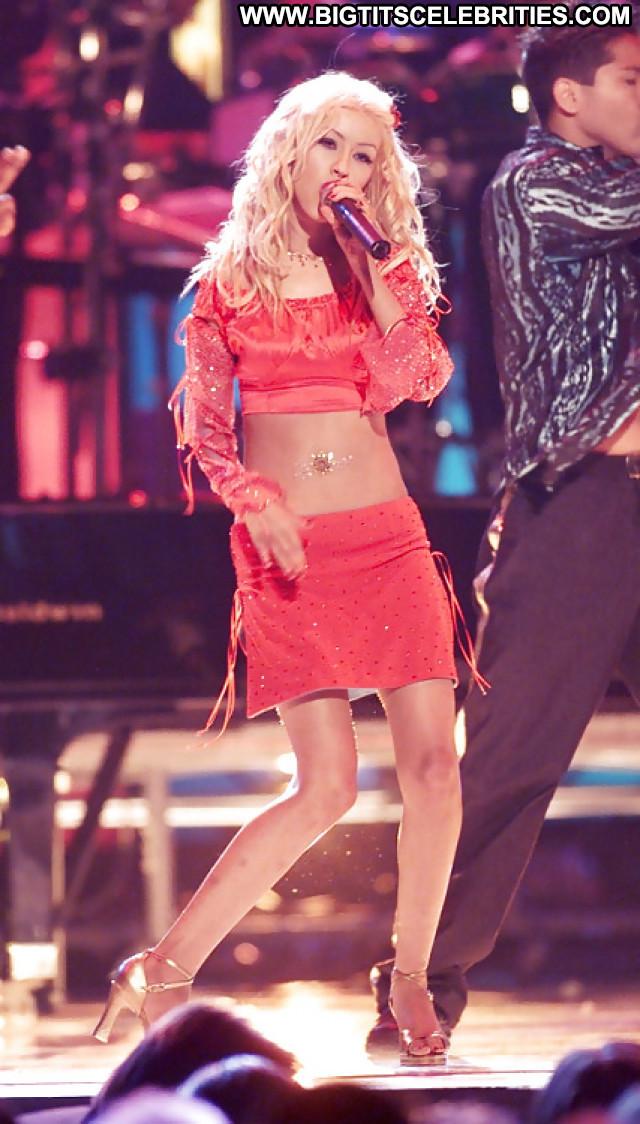 Aguilera No Source Legs Magazine Celebrity Big Tits Cleavage